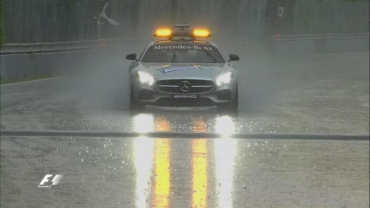 Safety Car FP2