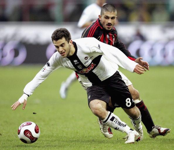 AC Milan v Parma