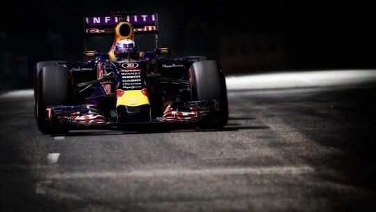 Ricciardo Qualifiche