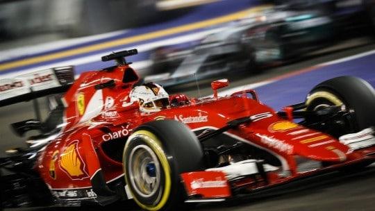 Vettel Qualifiche