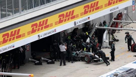 Ritiro Rosberg