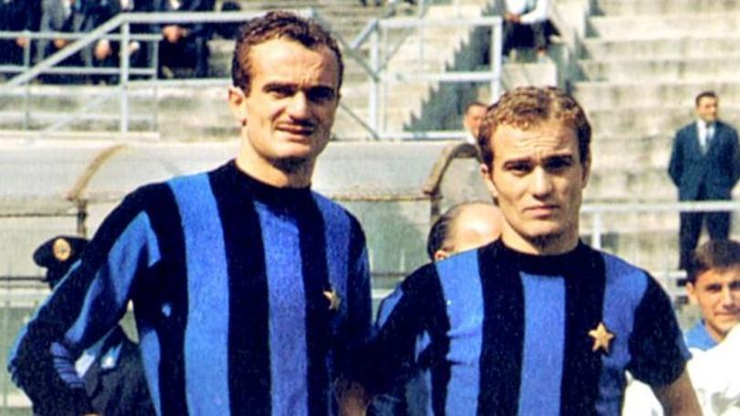Sandro Mazzola, simbolo della Grande Inter di Herrera