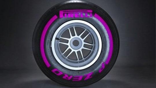 Gomme Pirelli Ultrasoft