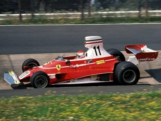 F312 T Regazzoni