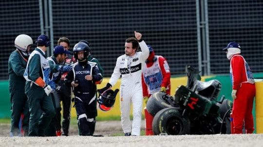 Alonso Gutierrez post incidente