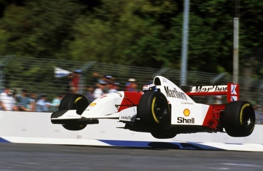 Hakkinen Adelaide 1993