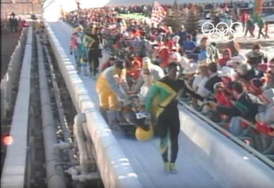 Giamaica Calgary 1988 bis