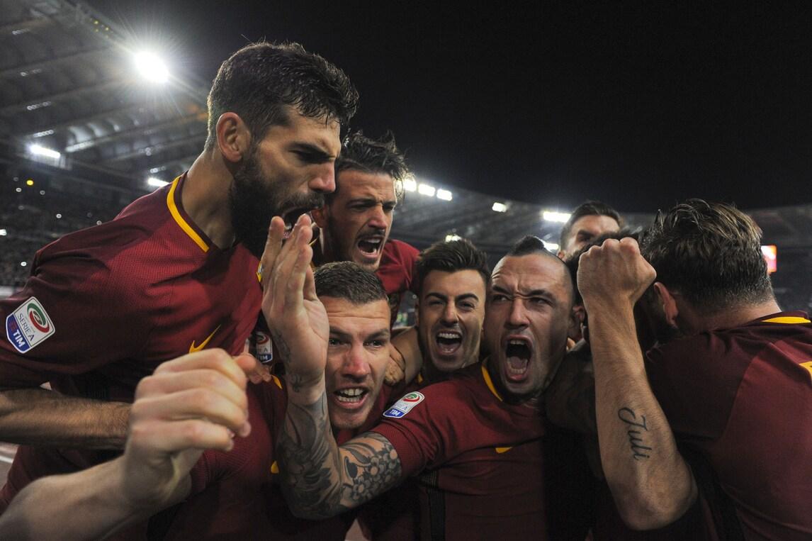 Il derby è della Roma