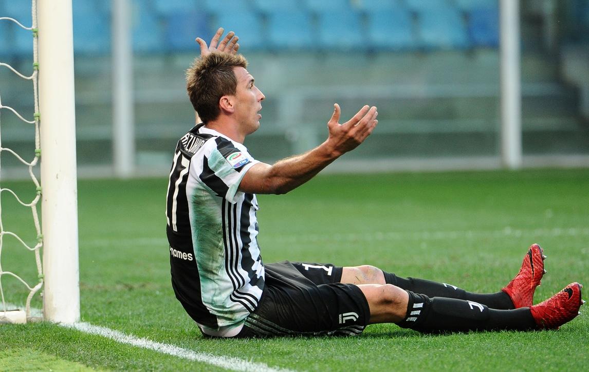 Juventus, i volti di una sconfitta