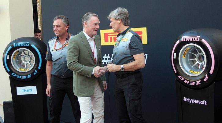Formula 1, un futuro in rosa