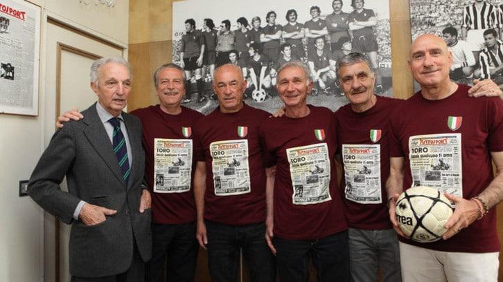 Beppe Bonetto e il secondo grande Torino