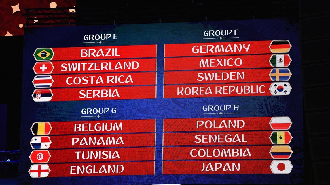 Russia 2018, verso Francia-Brasile e Argentina-Germania
