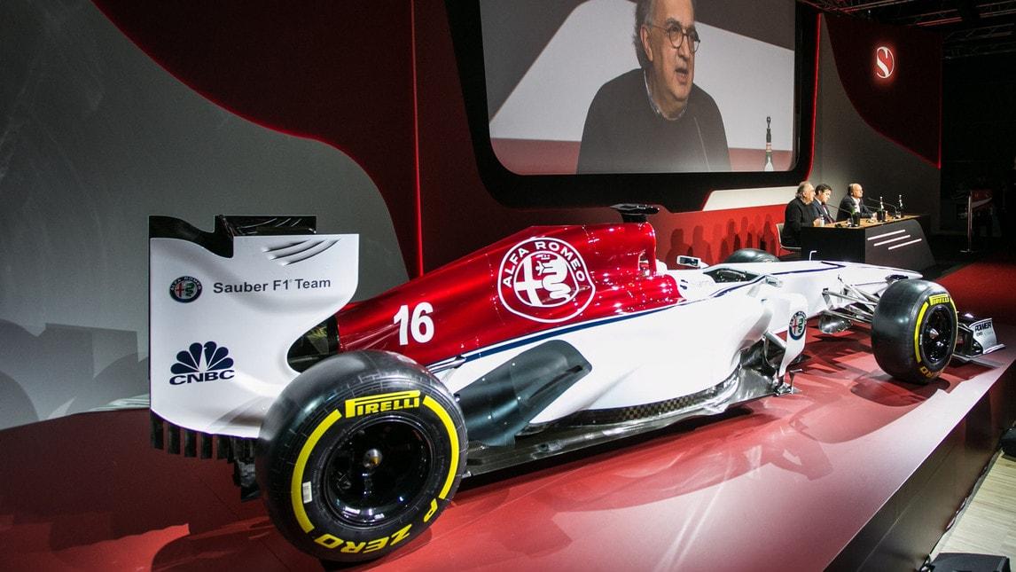 Marchionne, l'Alfa Romeo e la Ferrari