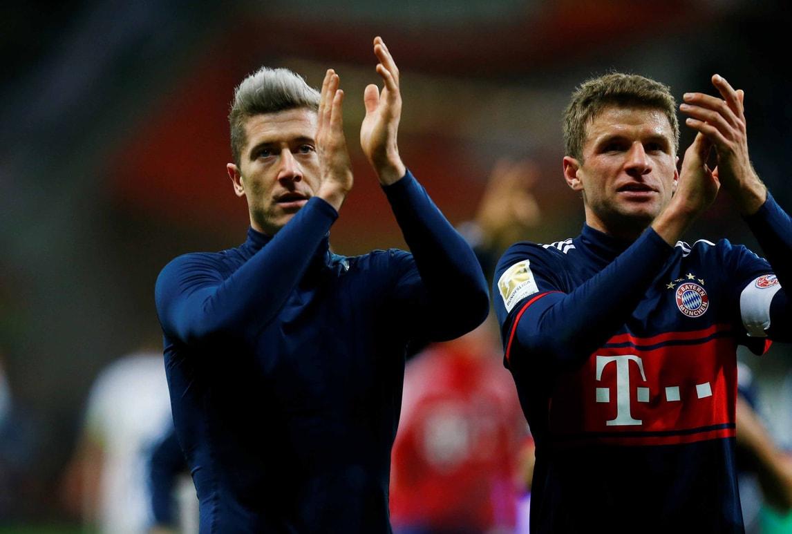 Il Bayern Monaco è campione d'inverno