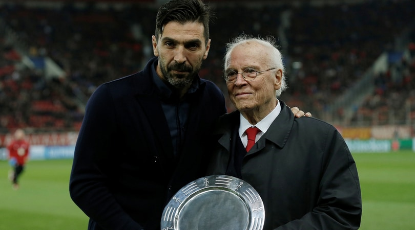 Buffon e un quarto posto alla carriera