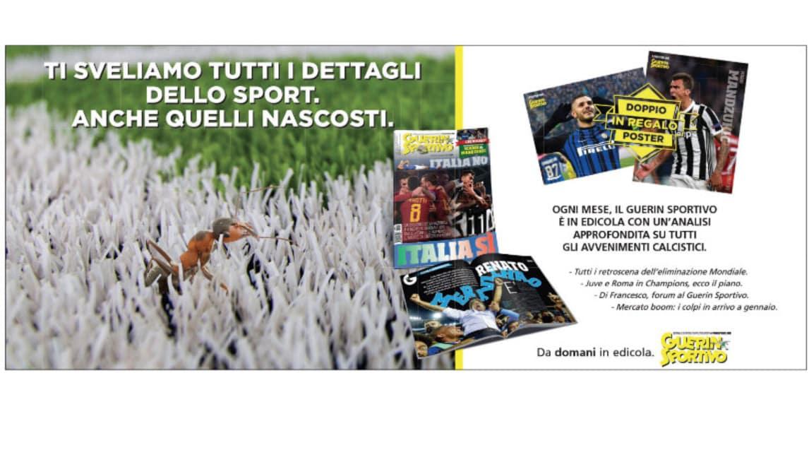 Guerin Sportivo, in edicola il nuovo numero