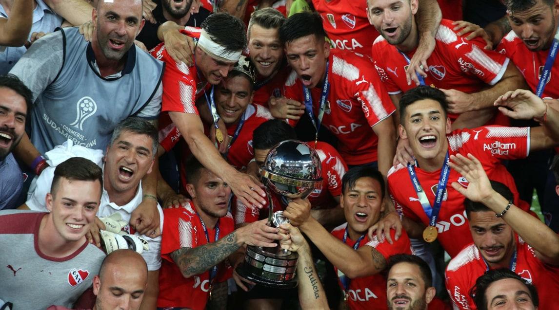 Independiente, la quinta più titolata al mondo