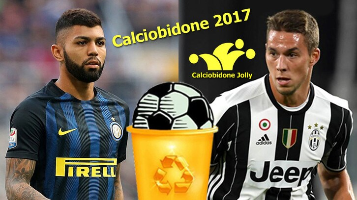 Gabigol: dopo il «Jolly» nel 2016 arriva il «Calciobidone 2017»