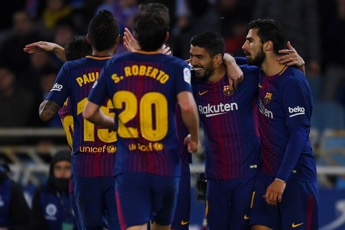 Barcellona all'inferno e ritorno