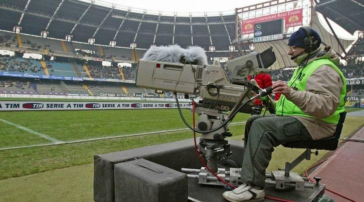 Una televisione di Serie A