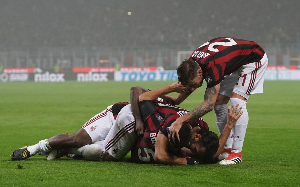 Milan show ma la Lazio è furiosa