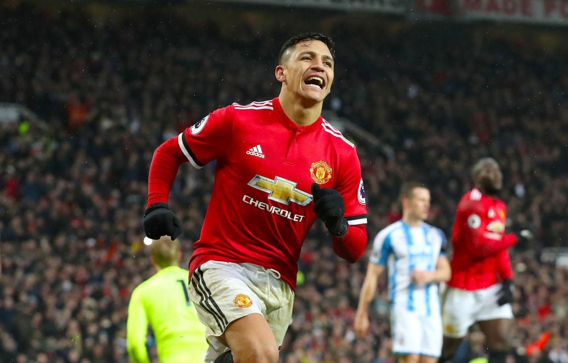 Sanchez si prende lo United