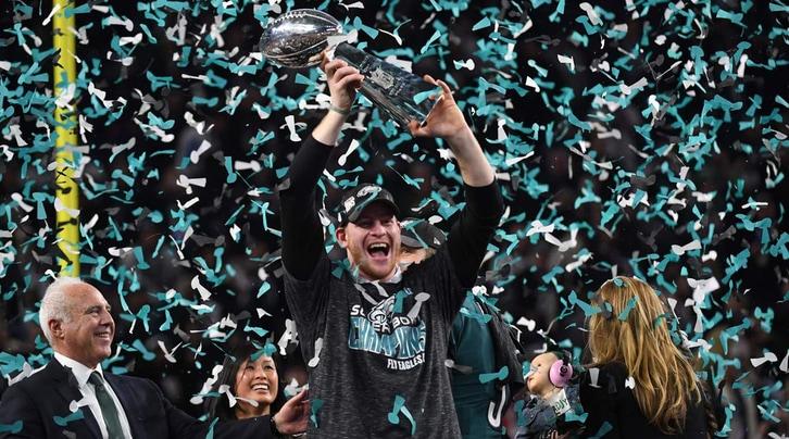 Il Super Bowl degli Eagles