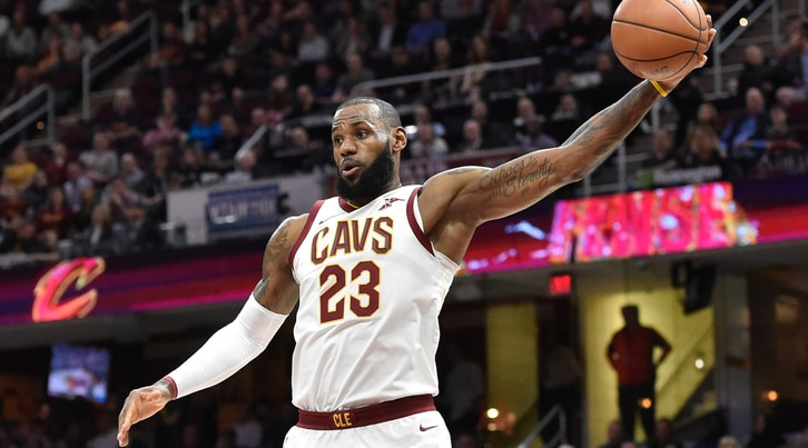La scossa di LeBron James