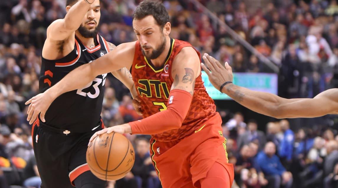Il sogno NBA di Marco Belinelli