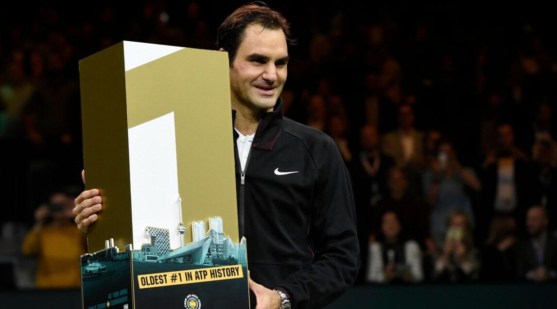 Federer numero uno, cattiva notizia