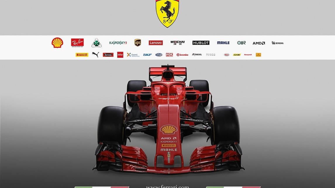 La nuova Ferrari 2018: la SF71H