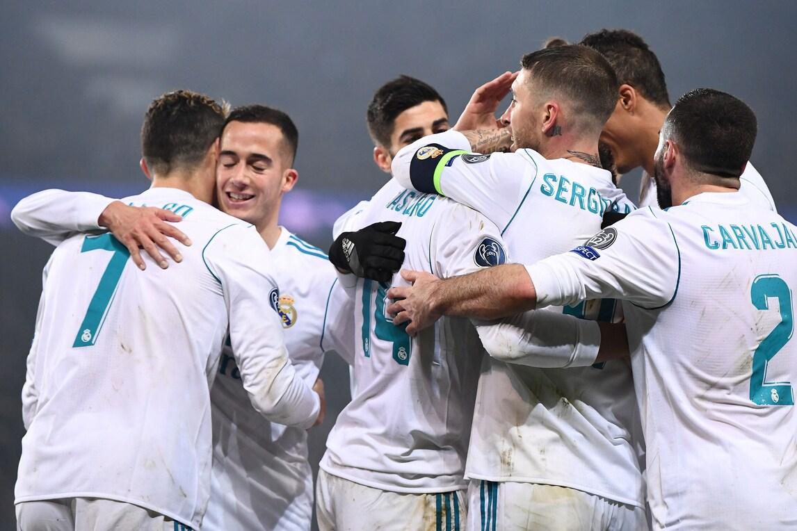 Il Real Madrid vola ai quarti