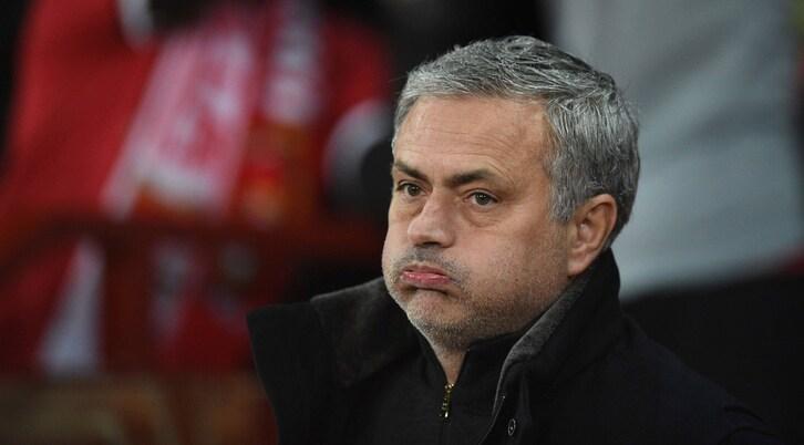 Mourinho e l'Old Trafford 14 anni dopo