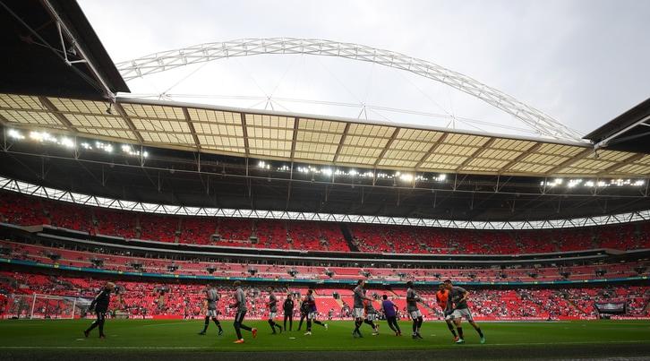In vendita anche Wembley