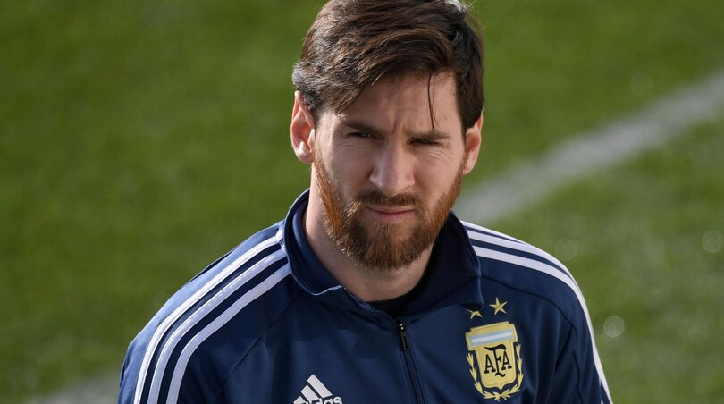 L'Argentina di Messi e altri 22