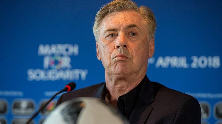 La sfida di Ancelotti