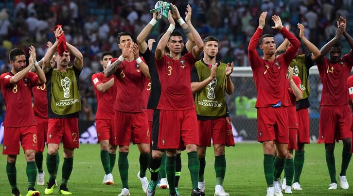 Il Portogallo, Cristiano Ronaldo e altri dieci