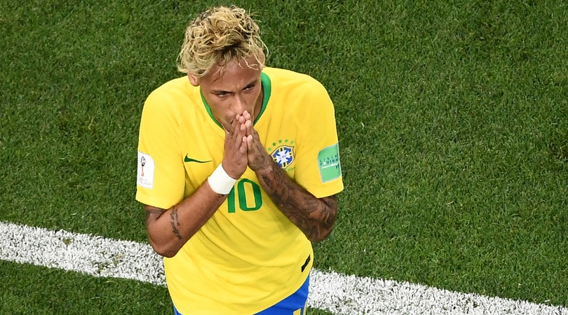 Neymar 2018 come Pelé 1966