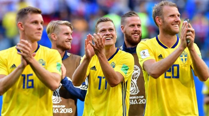 I quarti della Svezia e la rivalutazione dell'Italia