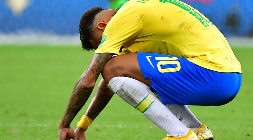 Neymar, addio Mondiale