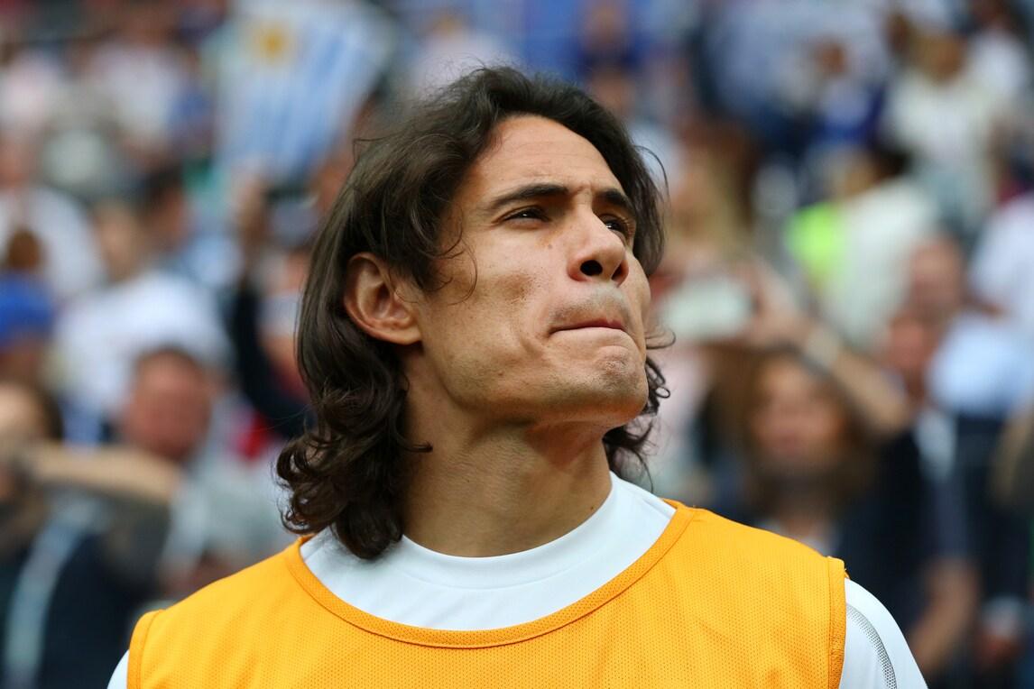 Uruguay, la delusione di Cavani