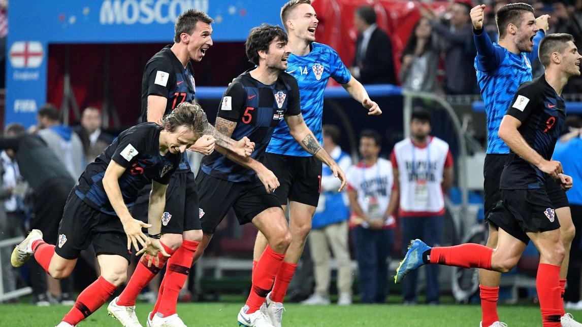 Croazia, una finale storica