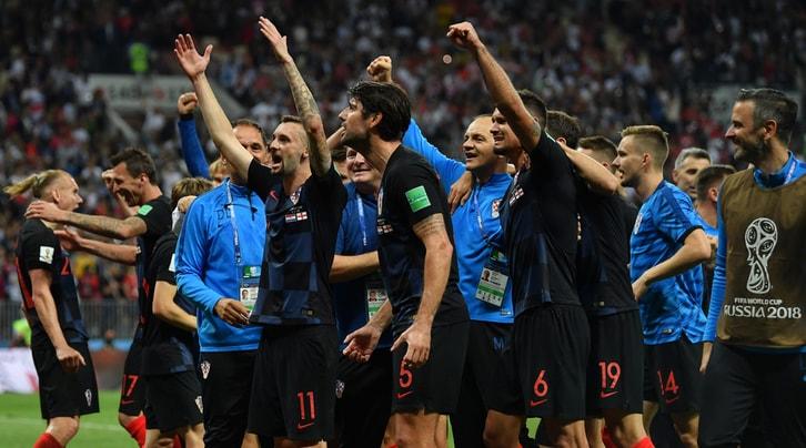 La Croazia già nella storia, la Francia quasi