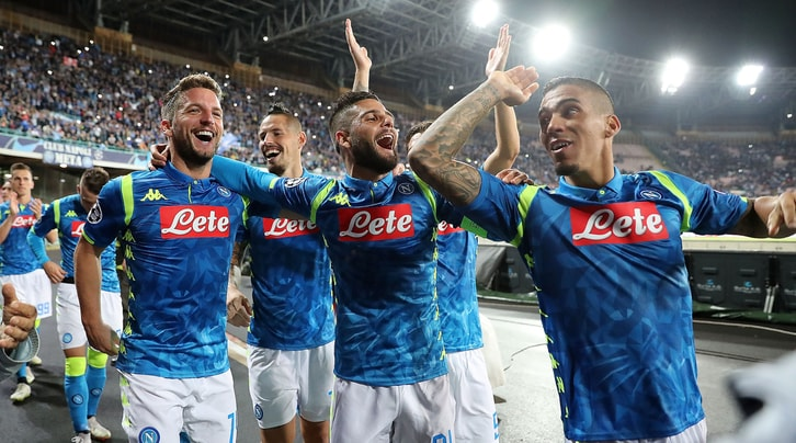 Una Champions da Serie A