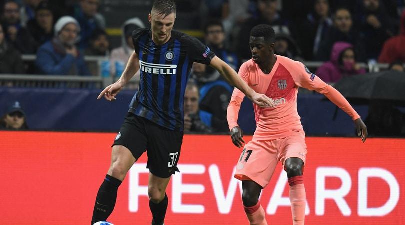 Il vero record di Inter-Barcellona