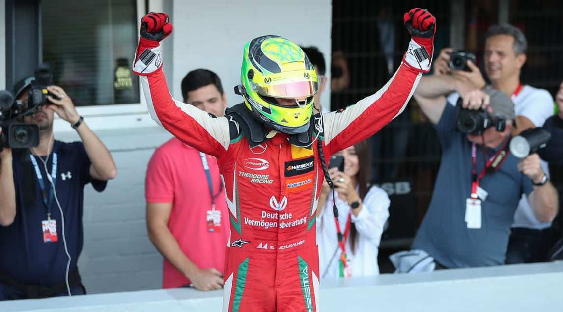 Mick Schumacher e un sogno chiamato Formula 1