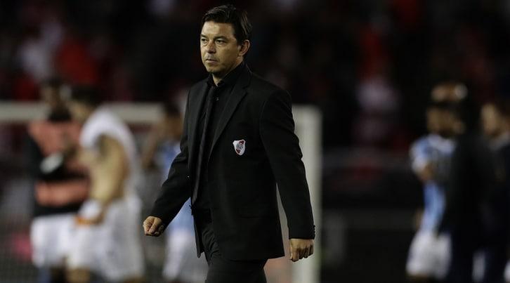 Gallardo uomo da Libertadores