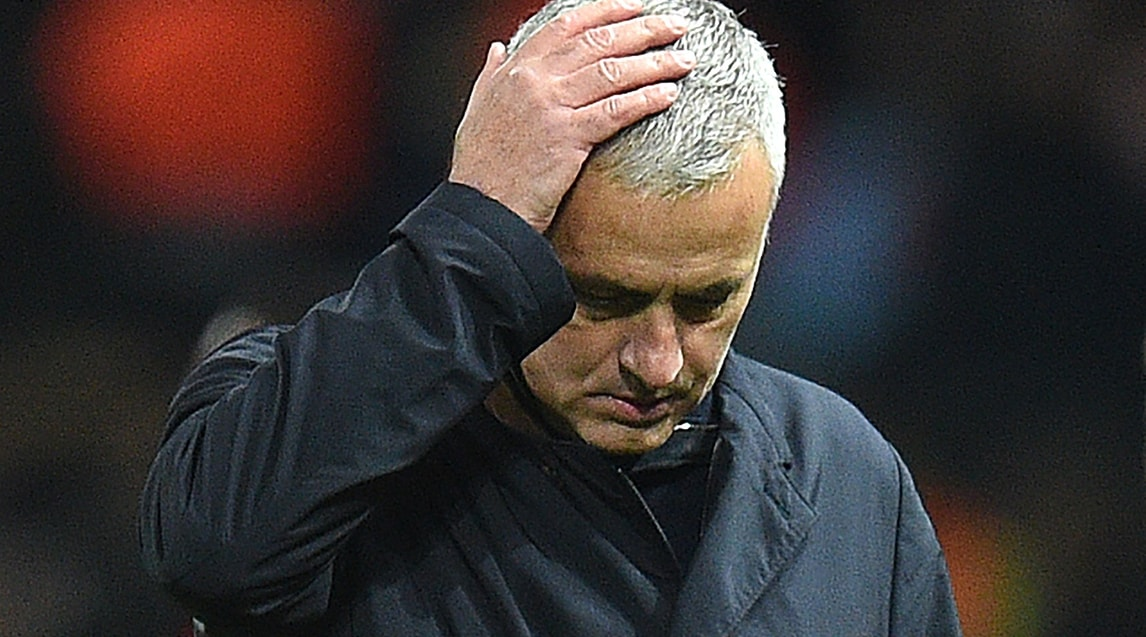 Il Manchester United ha esonerato Mourinho