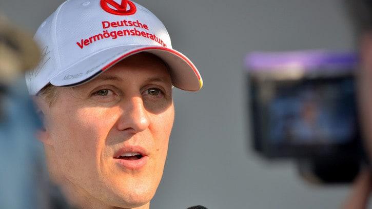 La Formula 1 e una leggenda di nome Schumacher