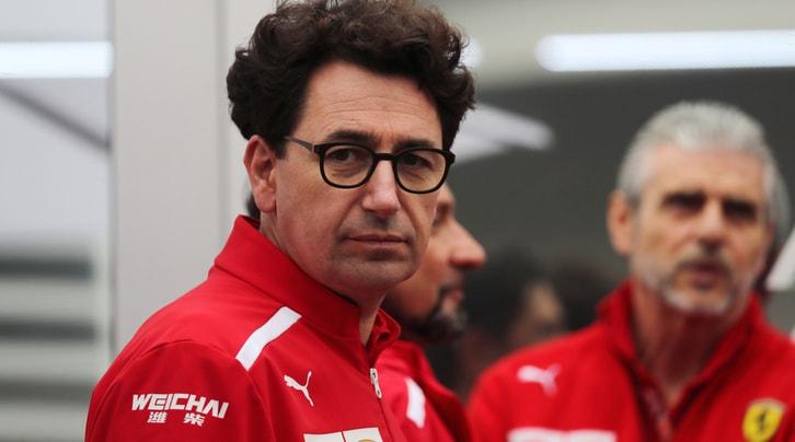 Ferrari e la staffetta Binotto-Arrivabene